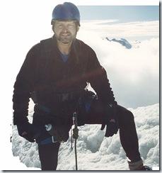 Dad on Matterhorn